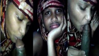 देहाती मुसलिम लड़की की मोटा काला लंबा लंड चुसाई वीडियो