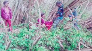 देसी रंडी भाभी चुदाई जंगल में