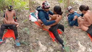 लोकल देसी रंडी चुदाई जंगल में