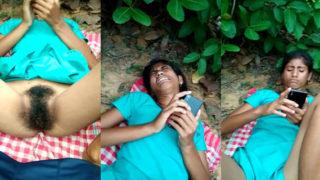 चुदाई के पहेले जीएफ़ कि जंगली चूत की वीडियो बनाई
