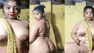 बड़े गांड वाली बिहारी भाभी की सेक्सी नंगी वीडियो