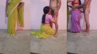 हॉट देसी भाभी के लंड चुसाई वीडियो