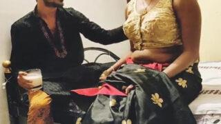 नयी दुल्हन की सुहाग रात सेक्स वीडियो