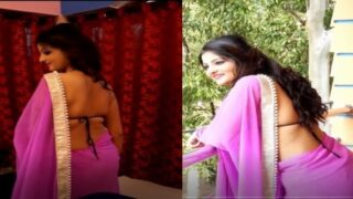 खूबसूरत इंडियन लड़की की सेक्सी सोलो शो
