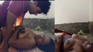 तीन तीन लड़को और एक रंडी चाची के चुदाई वीडियो